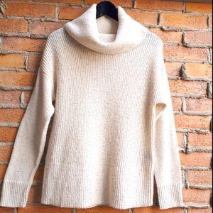 RW&CO Ivory/Gold Sweater